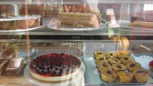 the myriad pleasures of Bakery 88
