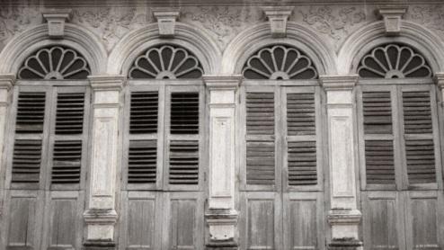 another crumbling facade