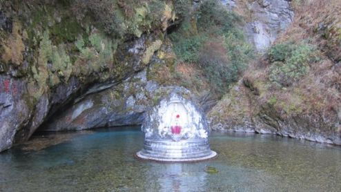 holy water, Dali (China)